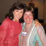 Christine Comaford & me