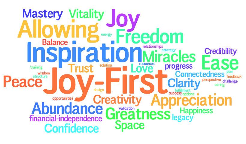 Joy First