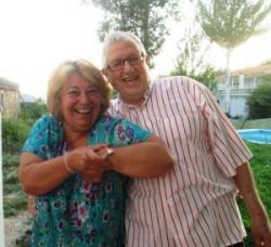 Silvia and John Pelham Welcome to Casa dos Arcos Venda Nova, Portugal