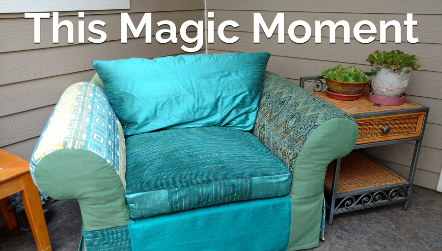 Comfy Chair - This Magic Moment